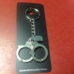 handcuff key chain 9.00